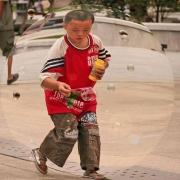 Gislaine Devillard - Voyage dans une bulle de savon - Chine 5
