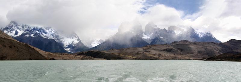 CHILE-Torres-Grande