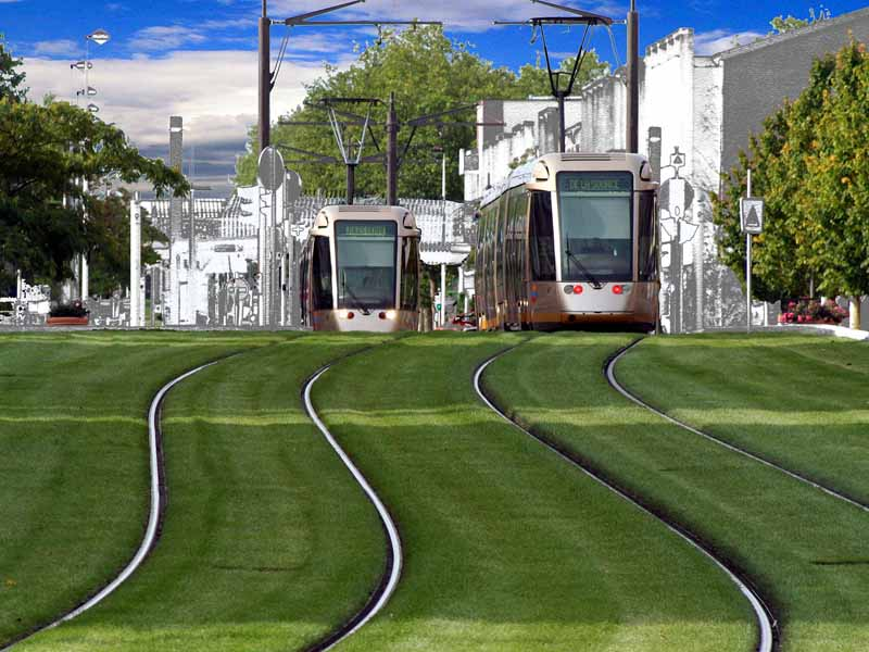 Tram - Arnaud Terlain