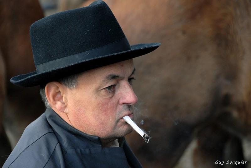Portrait - 2012 - Guy Bouquier