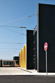 2012 - Anne Bouquier - Tram