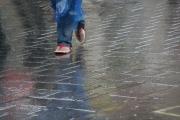 Gislaine Devillard - Sous la pluie 1