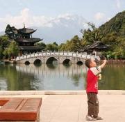 Gislaine Devillard - Voyage dans une bulle de savon - Chine 4